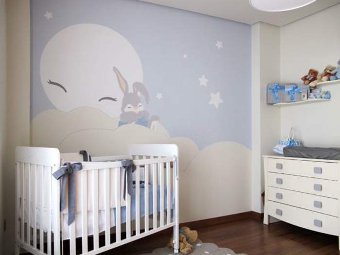 Niedliche designs f r babyzimmer set for Wanddeko kinder