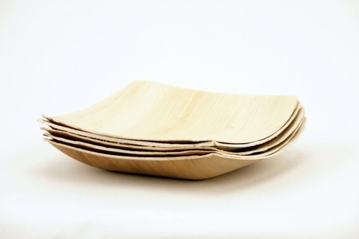 Bambus-Geschirr-Schalen-dünn