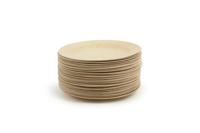 Bambus-Geschirr-viele-Teller-dünn