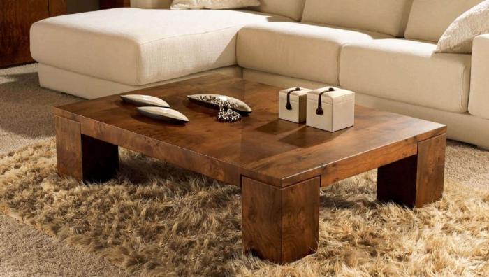 Couchtisch-aus-Holz-rustik-tepich