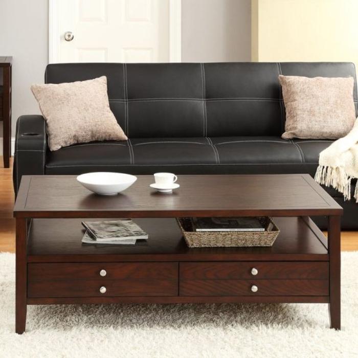 couchtisch mit schublade holz holz couchtisch sofatisch tisch kaffeetisch metall baumstamm rund. Black Bedroom Furniture Sets. Home Design Ideas
