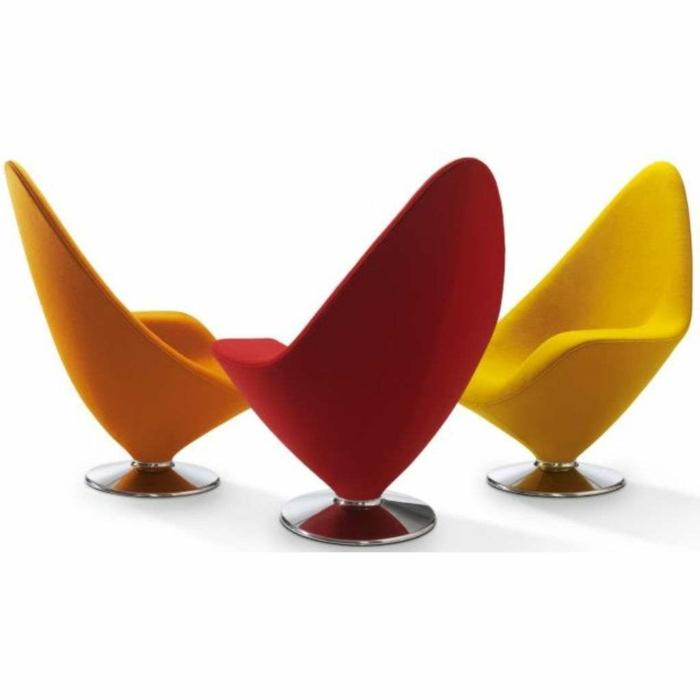 60 erstaunliche modelle designer stuhl for Sessel bequem