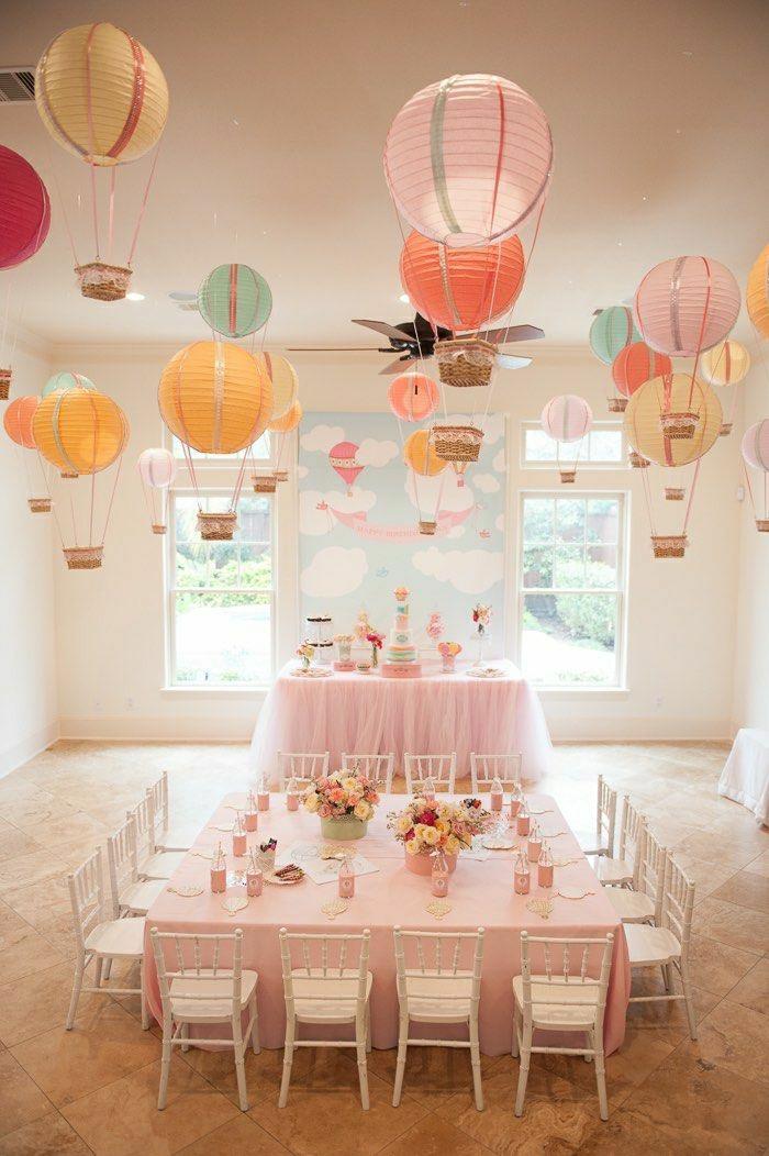 Geburtstagsparty Ideen Klein Tisch Mit Stühlchen