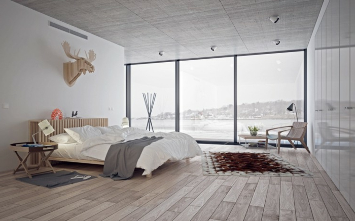 modern schlafzimmer by duck and shed schlafzimmer. Black Bedroom Furniture Sets. Home Design Ideas