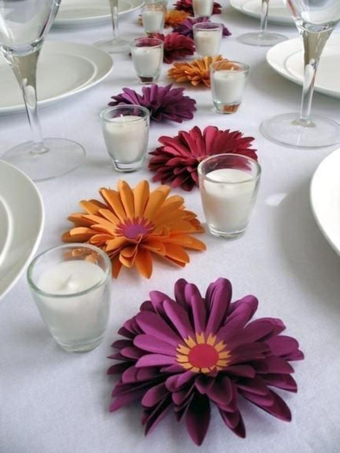 Hochzeit-tischdekoration-glaskerzenhalter