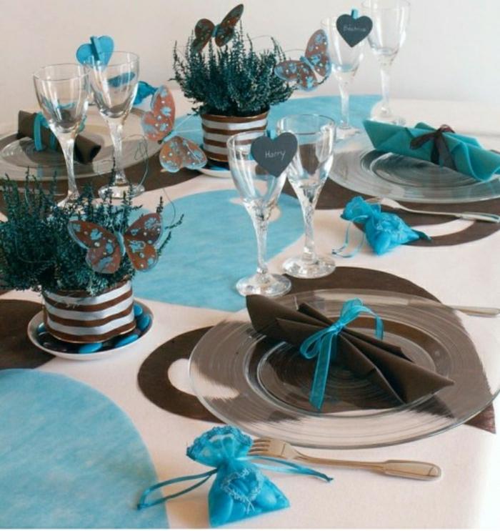 Hubsche Varianten Fur Hochzeit Tischdekoration Archzine Net