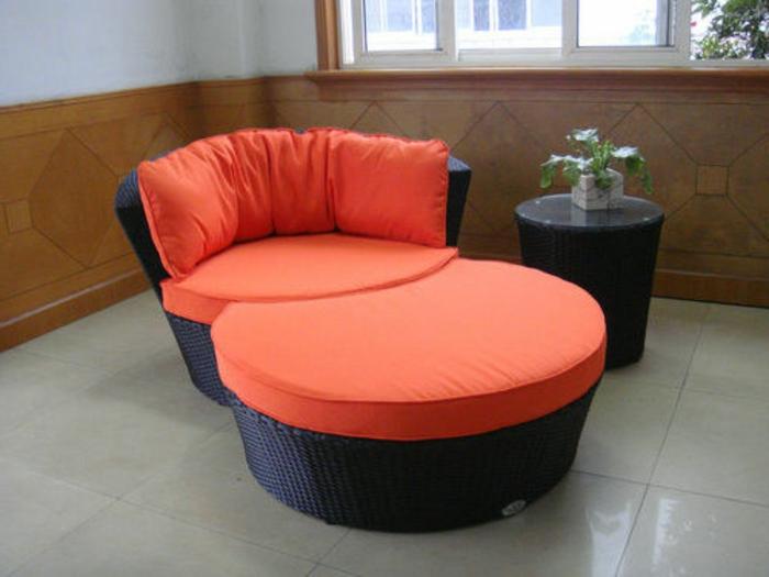 m bel aus polyrattan einige zauberhafte varianten. Black Bedroom Furniture Sets. Home Design Ideas