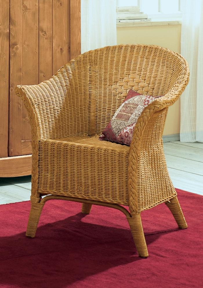 Möbel-aus-Polyrattan-rot-teppich