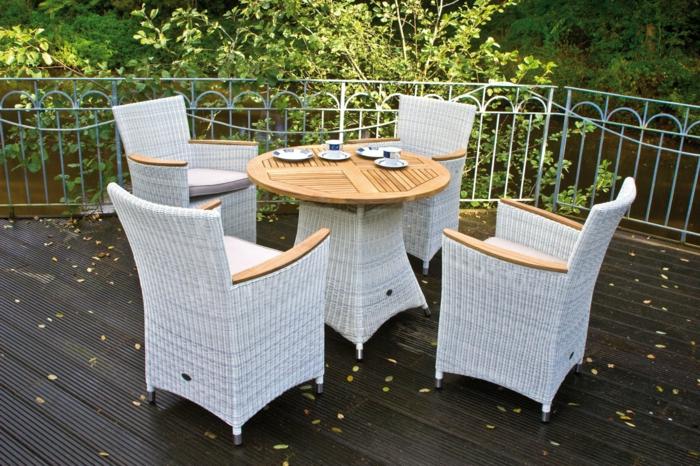 Möbel-aus-Polyrattan-sitzgruppe-kaffee-set