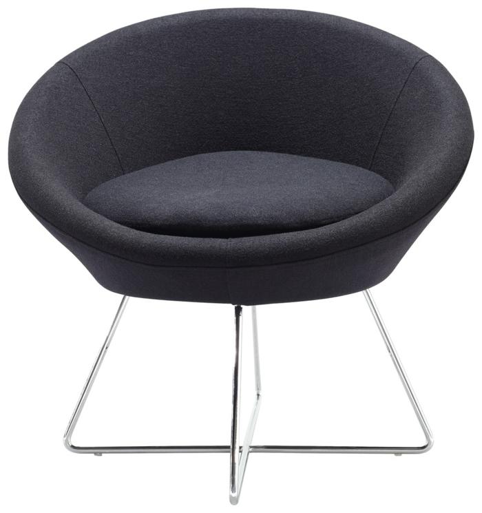 Rimini-Designer-Stuhl-Büro-bequem-schwarz