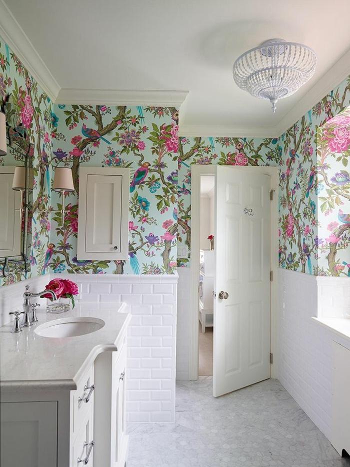 Shabby Bad Ideen | Möbelideen Badezimmer Romantisch