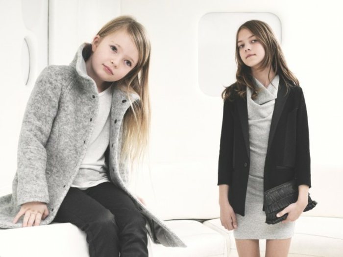 Skandinavishe-Mode-grau-pullover-aus-Filz