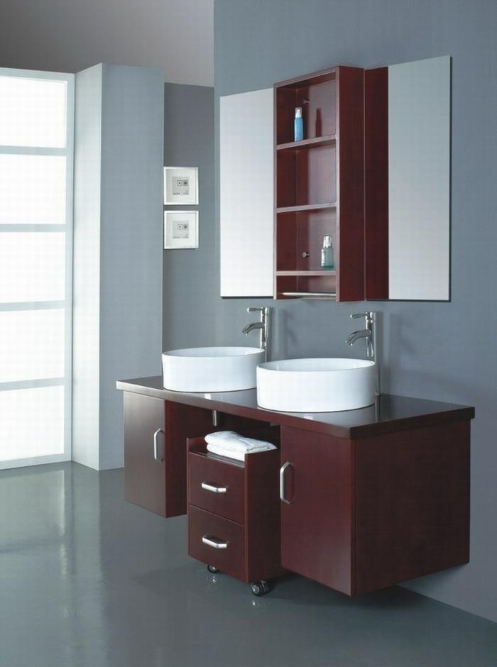 Wandschrank-für-Badezimmer-bordo