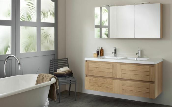 Wandschrank-für-Badezimmer-eichenholz