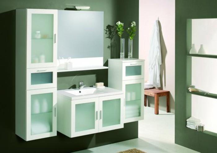 Wandschrank-für-Badezimmer-glastüten-grüne-Wünde
