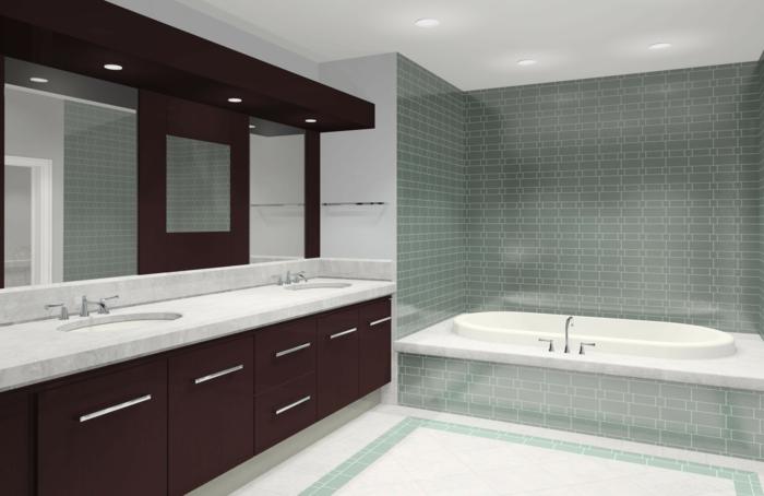 Wandschrank-für-Badezimmer-kirschen