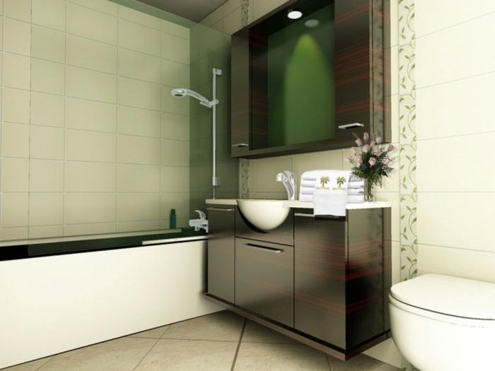 Wandschrank-für-Badezimmer-lackiert
