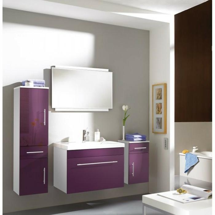 Wandschrank-für-Badezimmer-lila-und-bild