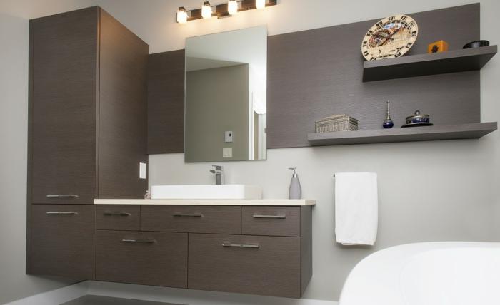 Wandschrank-für-Badezimmer-regalen-beleuchtung