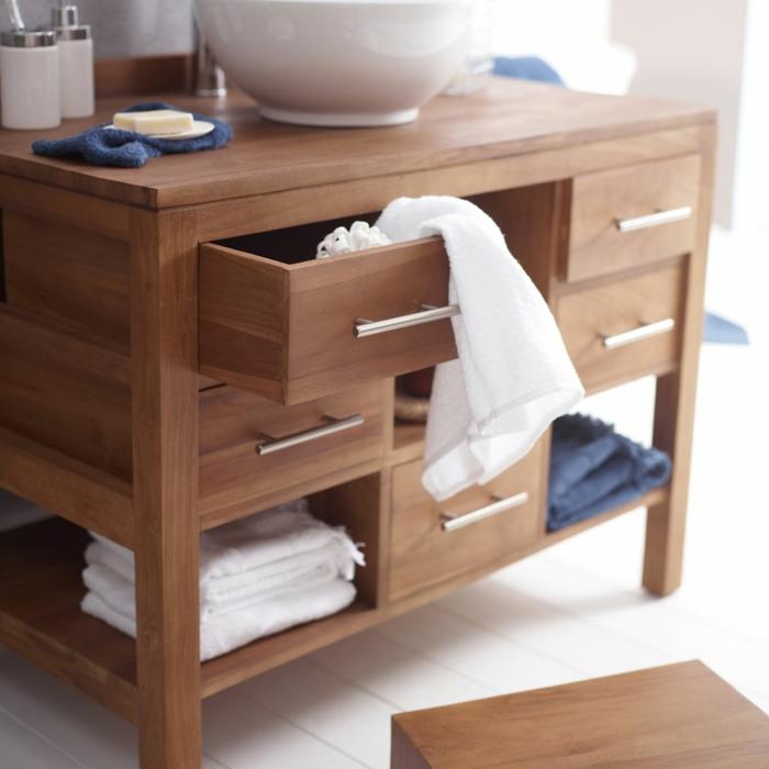 Wandschrank-für-Badezimmer-schubladen-tücher