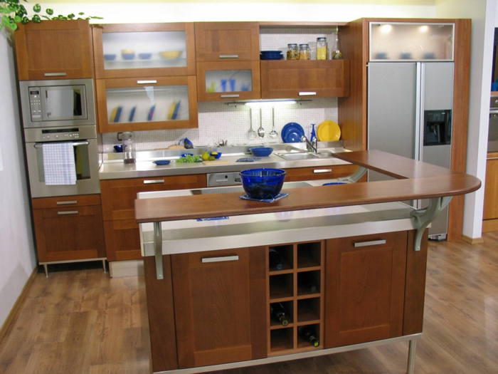 Wandschrank-für-Küche-modern-Kücheneinrichtung