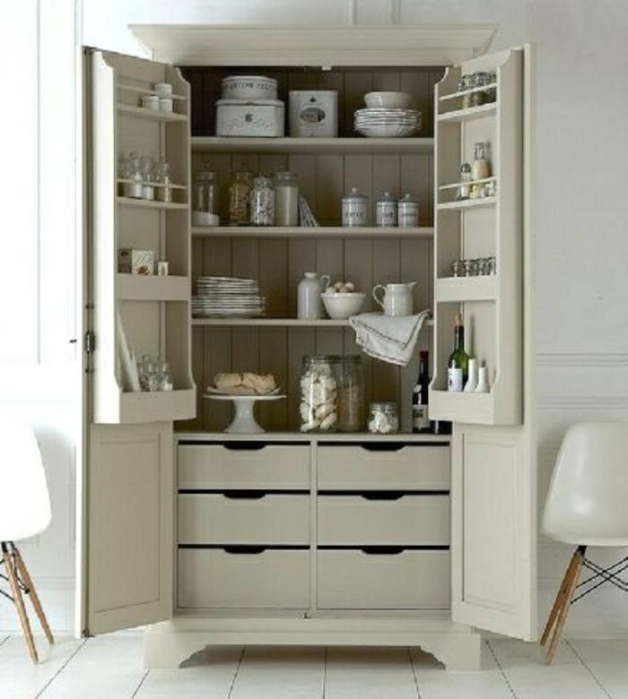 Wandschrank-für-Küche-schubladen