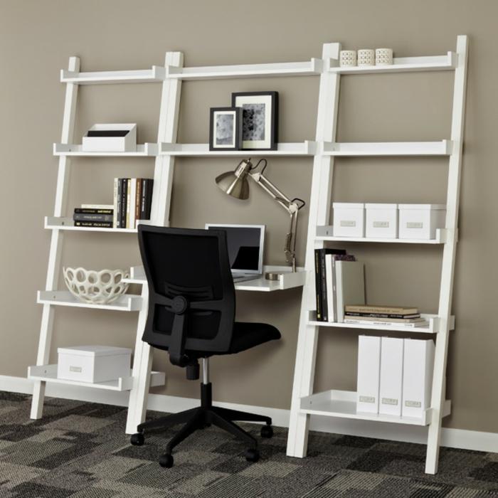 Bücherregal In Weiß Einige Sehr Schöne Designs Archzinenet