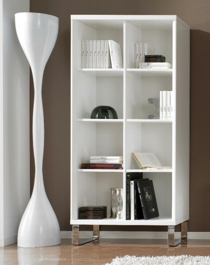 bucherregal designs akzent interieur