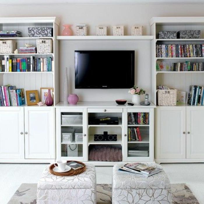 b cherregal in wei einige sehr sch ne designs. Black Bedroom Furniture Sets. Home Design Ideas