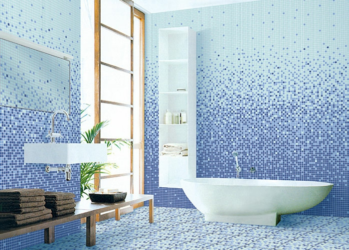 Photo Johnson Floor Tiles Catalogue Images Badezimmer Mit Mosaik