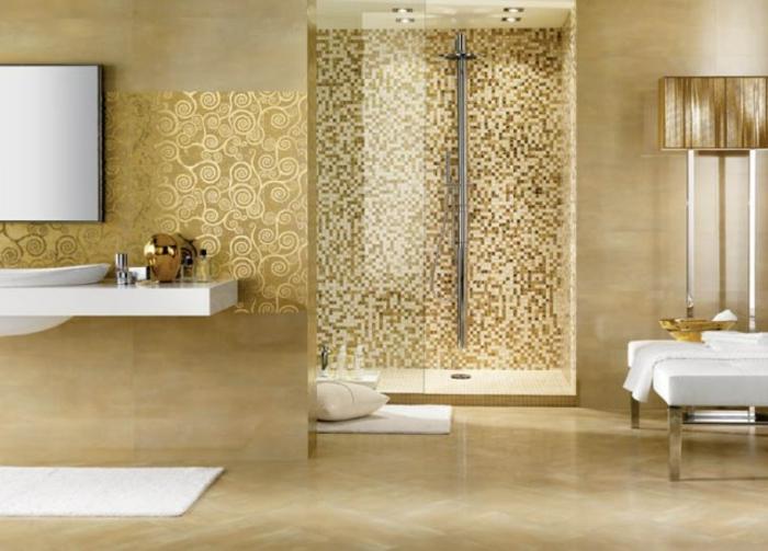 Bad Modern Mosaik Badezimmer Mosaik Modern ~ Beste Ideen Für Moderne  Innenarchitektur