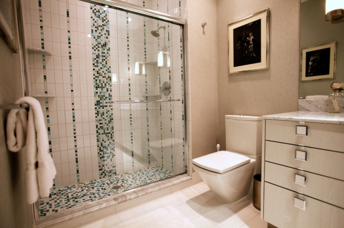 40 Erstaunliche Badezimmer Deko Ideen: Badezimmer Mit Mosaik Gestalten: 48 Ideen