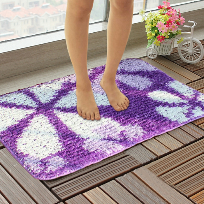 badezimmer- teppich-Fußmatte-vintage-deko