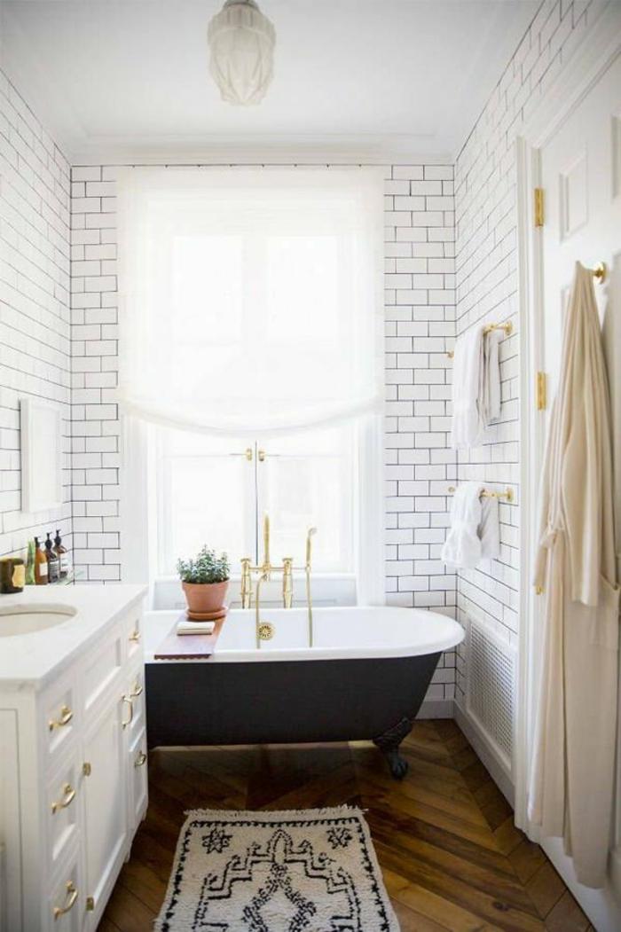 badezimmer teppich landhaus