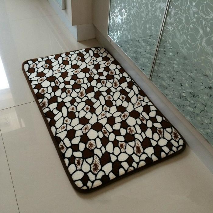 badezimmer- teppich-memory-schaumstoff-matte