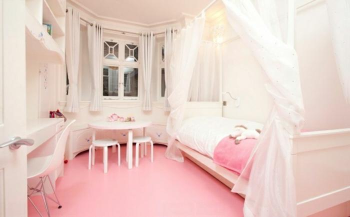barbie -haus-schlafzimmer-rosa-boden