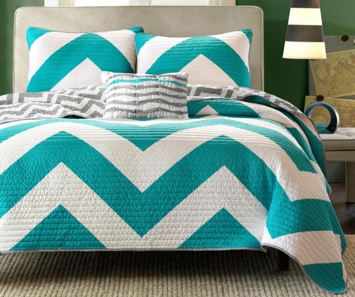 interessante vorschl ge f r bettw sche in blau. Black Bedroom Furniture Sets. Home Design Ideas