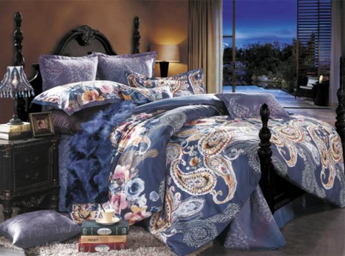 bettwäsche-in-blau-wunderschönes-schlafzimmer