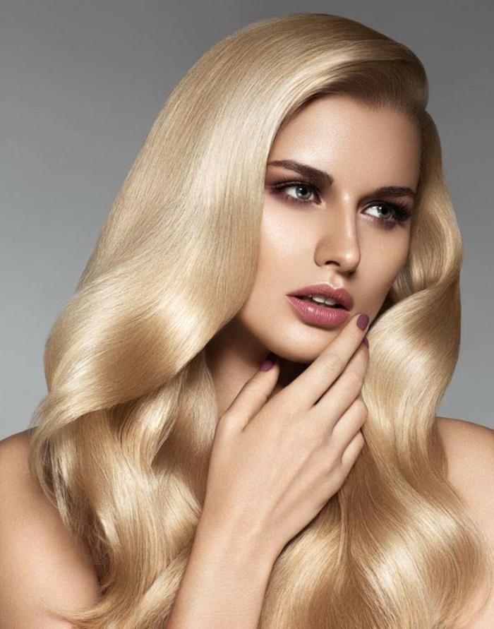 blonde-haare-attraktives-erscheinen