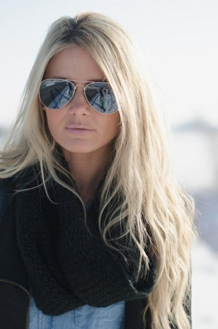 Blonde Haare Sind Immer Im Trend Archzine Net