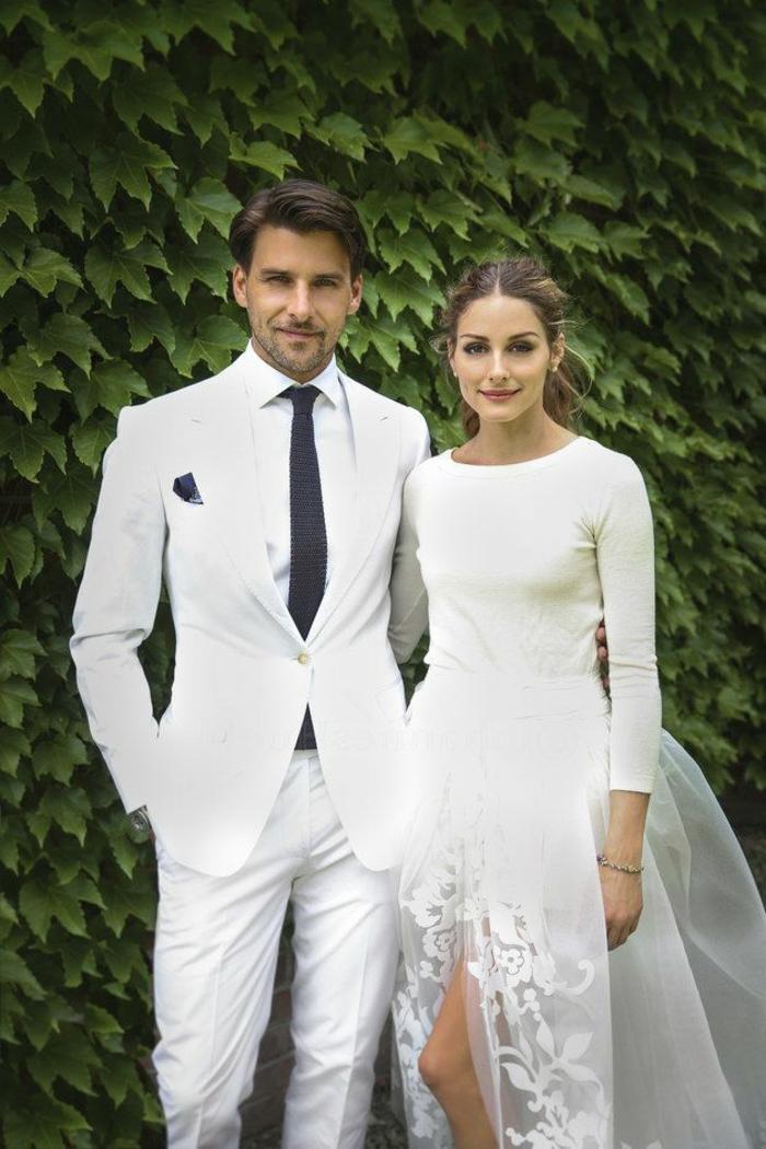bräutigam-mode-weißes-design