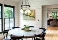 Ein runder Tisch für jeden Raum
