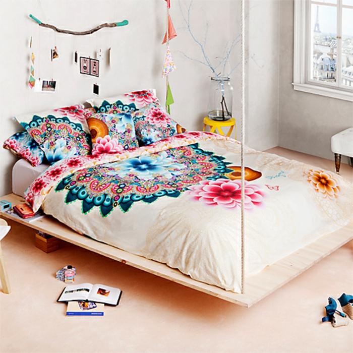 48 originelle vorschl ge f r coole betten. Black Bedroom Furniture Sets. Home Design Ideas