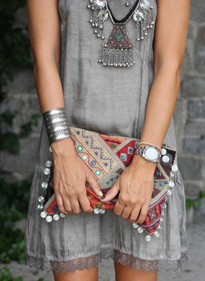 Vanessa Hudgens Bohemian Style. Das Boho Kleid als Ausdruck eine ...