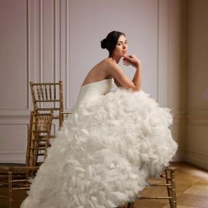 65 wunderschöne Designer Brautkleider!