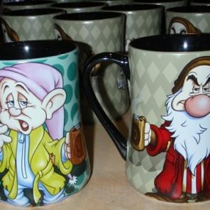 Super süße Disney Tassen und Accessoires!