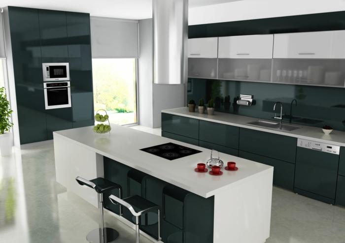 Einbauküche planen – von der Idee bis zur Realisation - Archzine.net