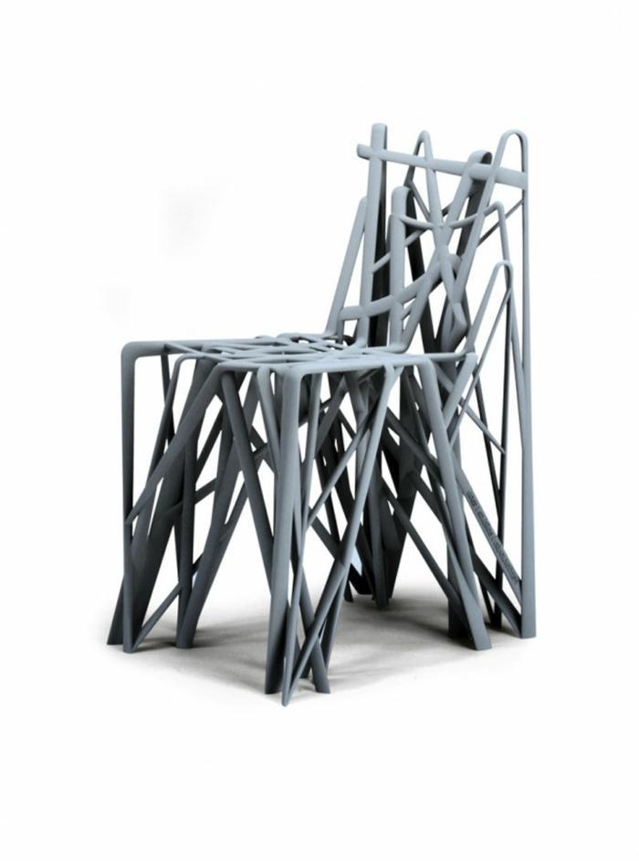 einmaliges-Modell-Stuhl-cooles-Design