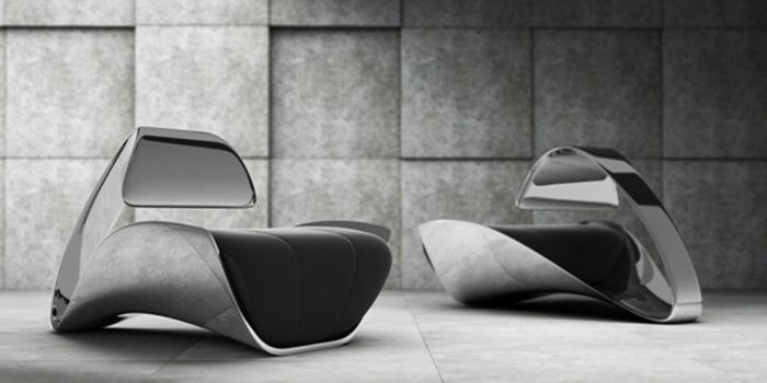 60 erstaunliche modelle designer stuhl for Schaukelstuhl 3d modell