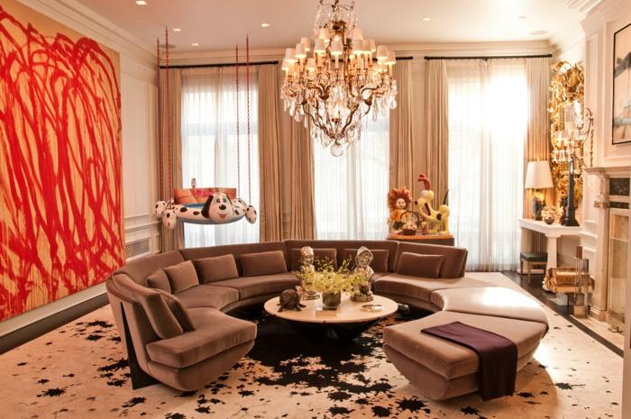 Wohnung style einrichtung